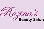ROZINAS BEAUTY SALON logo