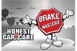 BRAKE MASTERS Northridge logo