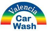 VALENCIA CAR WASH logo
