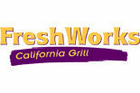 FRESH WORKS CALIFORNIA GRILL logo