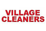 VILLAGE CLEANERS/ VALENCIA logo