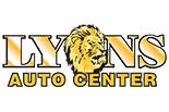 LYONS AUTO CENTER logo