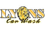 LYONS CAR WASH logo