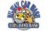 NU-WAY CAR WASH logo