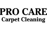 PROCARE CARPET CLEANING logo