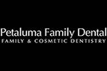 PETALUMA FAMILY DENTAL logo