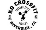 KO Fitness Center logo