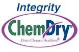 INTEGRITY CHEM-DRY logo