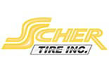 SCHER TIRE, INC logo