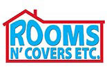 ROOMS N COVERS ETC. logo