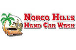 NORCO HILLS CAR WASH logo
