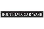 HOLT CAR WASH logo