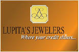 LUPITAS JEWELERS logo