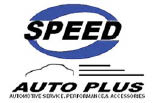 SPEED AUTO PLUS logo