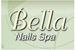 BELLA NAILS & SPA logo