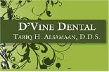 D'VINE DENTAL logo
