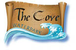 THE COVE WATERPARK logo