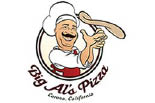 BIG AL'S PIZZA logo