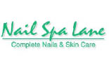 NAIL SPA LANE logo