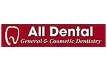 ALL DENTAL / WESTBORO logo