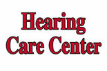 HEARING CARE CENTER logo