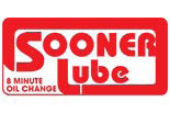 SOONER LUBE logo