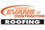 ROBERT EVANS CONTRACTING logo
