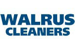 WALRUS CLEANERS logo