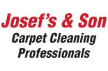 JOSEF'S CARPET CLEANING logo