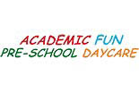 Academic Fun Pre-school Daycare logo