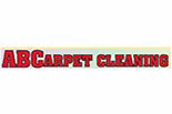 AB CARPET CLEANING logo