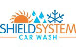 Shield Car Wash - Winchester logo