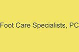FOOT CARE SPECIALISTS, P.C. logo
