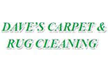 Dave's Carpet Cleaning logo