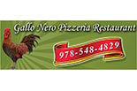 Gallo Nero Pizzeria & Restaurante logo