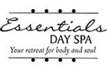 ESSENTIALS DAY SPA logo