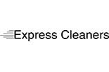EXPRESS CLEANERS logo