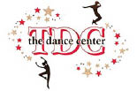 THE DANCE CENTER logo