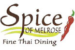 SPICE OF MELROSE logo