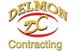 Delmon Contracting logo