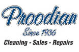 PROODIAN RUG CLEANERS logo