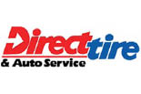 Direct Tire & Auto Service logo