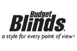 BUDGET BLINDS / METRO logo