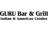 GURU BAR AND GRILL logo