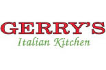 GERRY'S ITALIAN KITCHEN logo