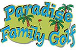 Paradise Family Golf logo