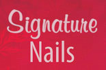 Signature Nails logo