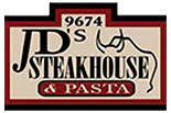 JD'S STEAKHOUSE & PASTA logo