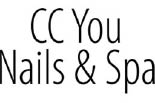 CC YOU NAILS logo