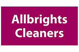 ALLBRIGHT CLEANERS logo